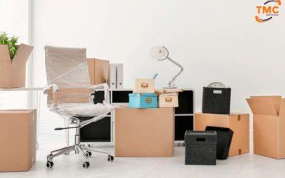 Elegir un guardamuebles para cambio de oficina