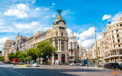 Madrid es la ciudad con mayor porcentaje de empresas de logística de Europa